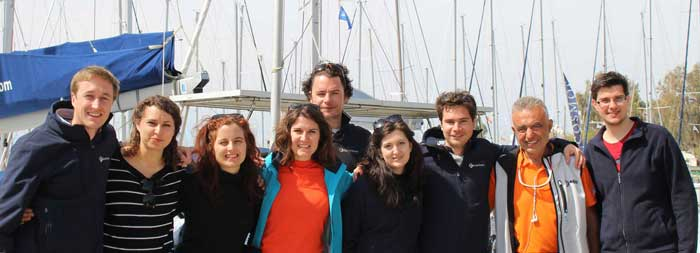 Team GlobeSailor